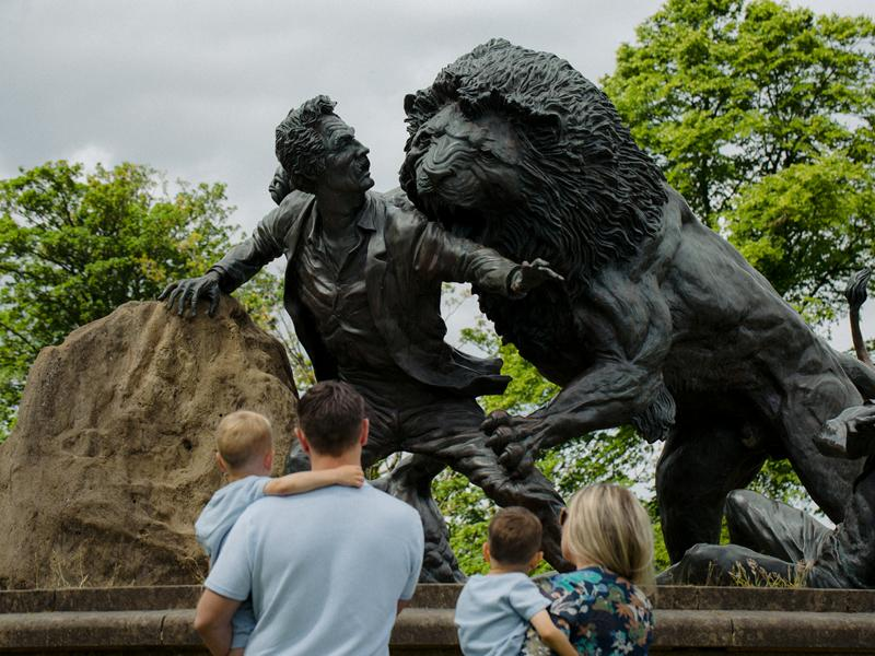David Livingstone Birthplace reopens to the public
