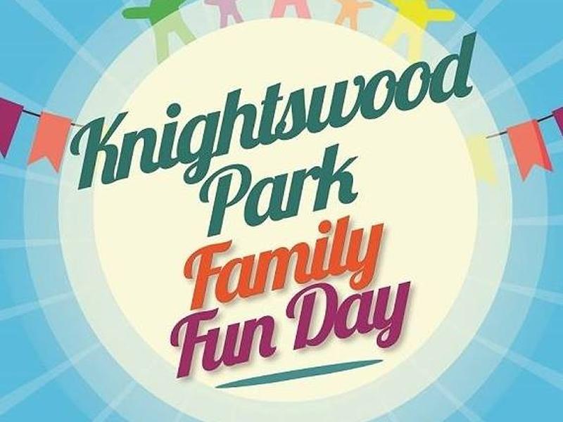 Knightswood Park Family Fun Day