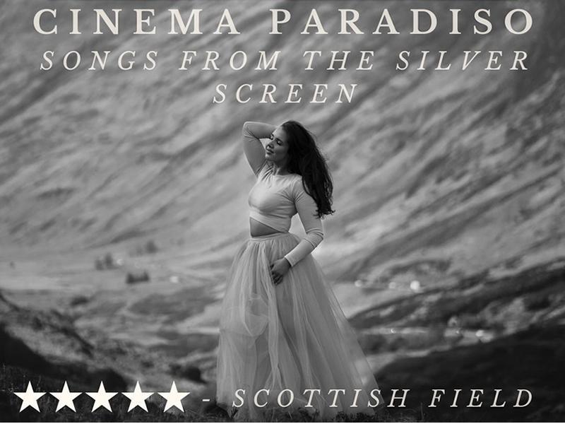 Ciara Harvie - Cinema Paradiso