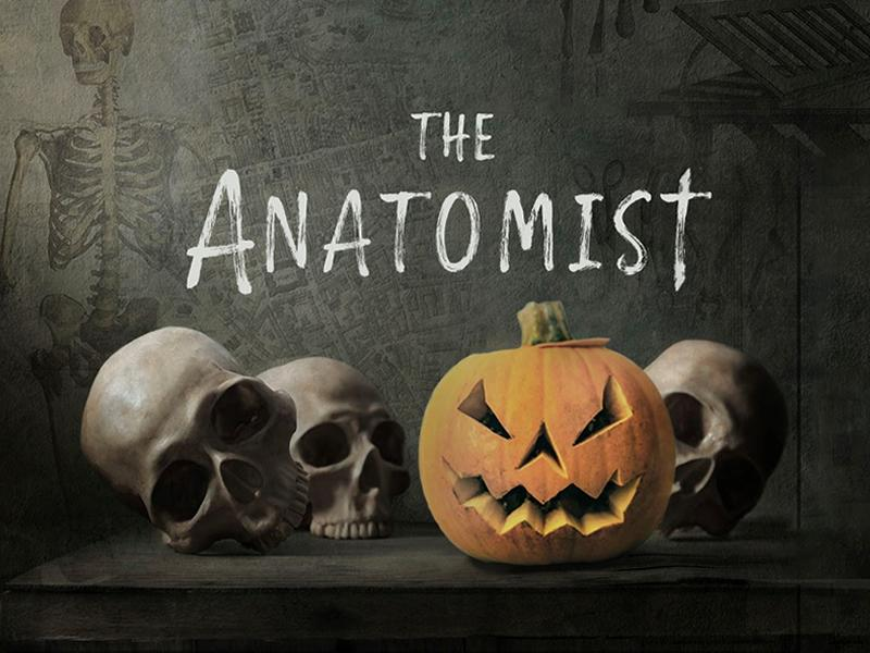 Halloween at The Anatomist Escape Room