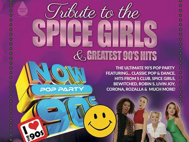 Spice Girls & Party Tribute Night