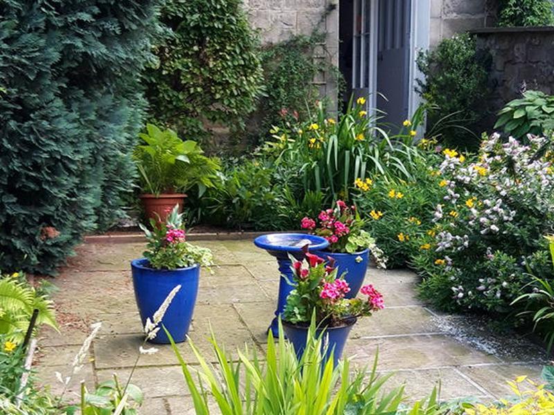 Scotland's Gardens Scheme Open Garden: Meadow Place