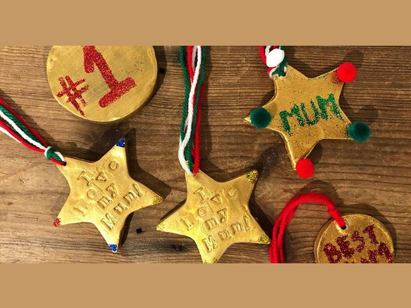 Make Mum a Medal Craft Workshop