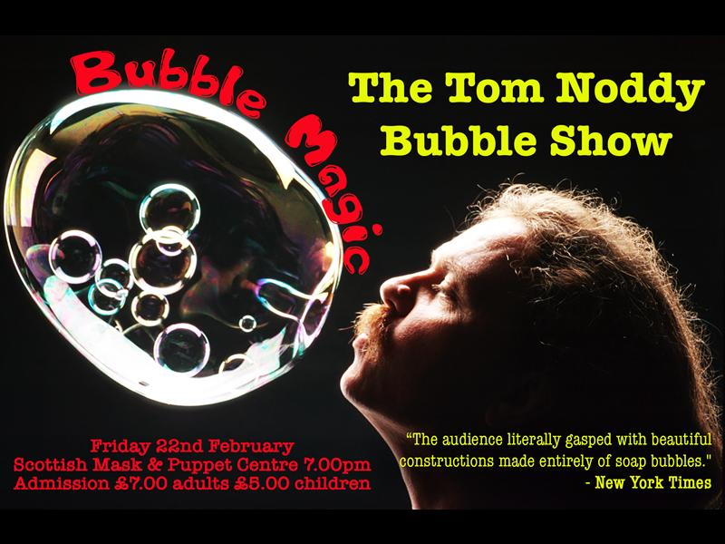 The Tom Noddy Bubble Show