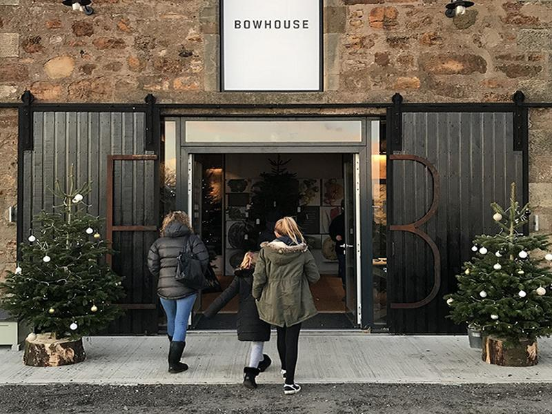 Bowhouse December Market Weekend
