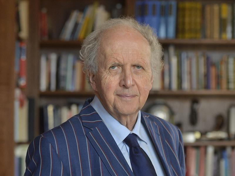 Bloody Scotland: Alexander McCall Smith interviewed by Alex Gray
