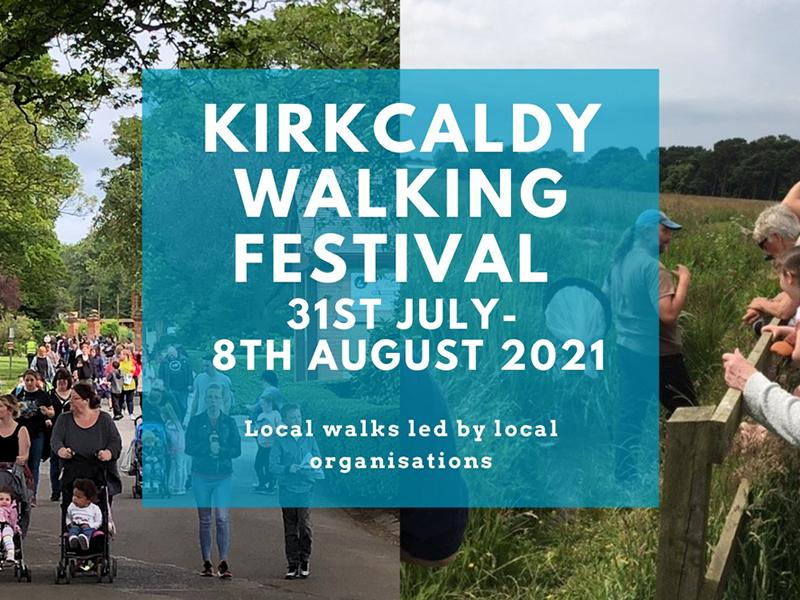 Kirkcaldy Walking Festival 2021