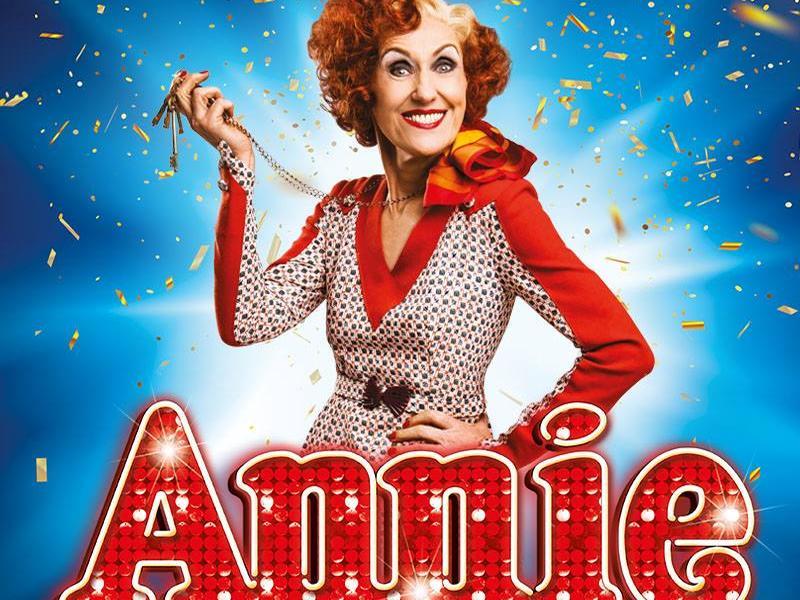 Anita Dobson set to star as Miss Hannigan in Annie