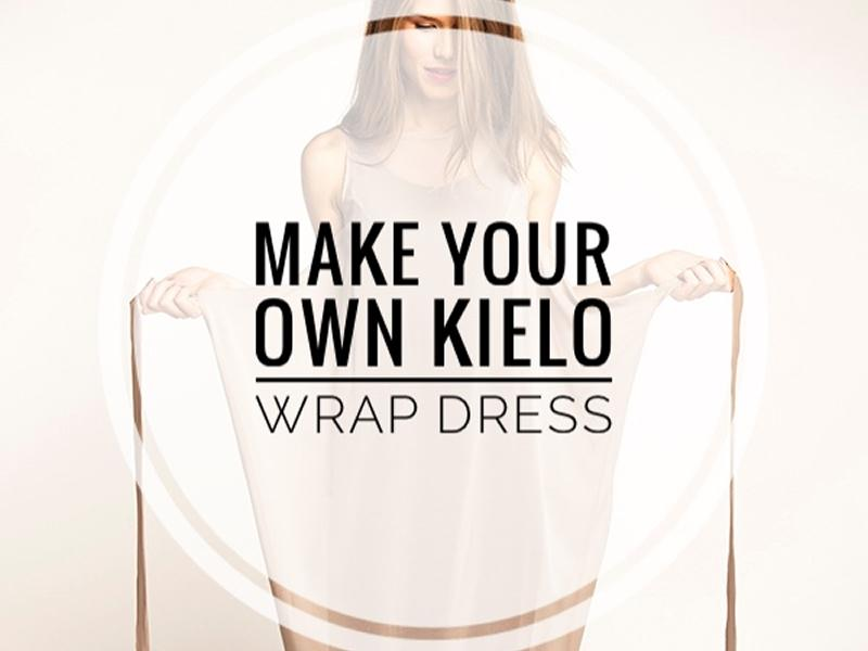 Make Your Own Kielo Wrap Dress With Sew Confident LIVE!