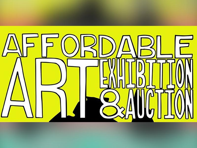 Affordable Art Exhibition and Auction
