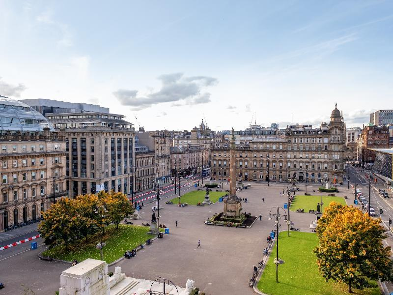 Design contract to be awarded for George Square and surrounding Avenues project