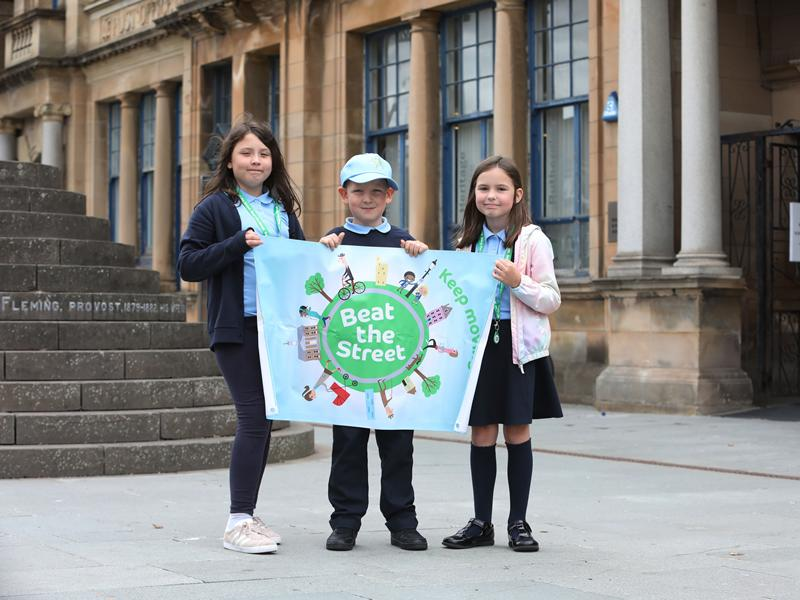 Time to Go Play Beat the Street as it arrives in Cambuslang and Rutherglen