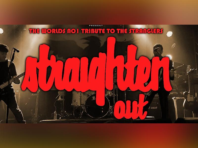 Straighten Out - The Stranglers Tribute Live