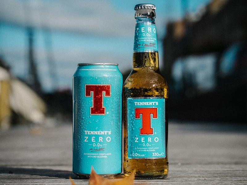 Nothing to see here as Tennents Zero arrives on the market