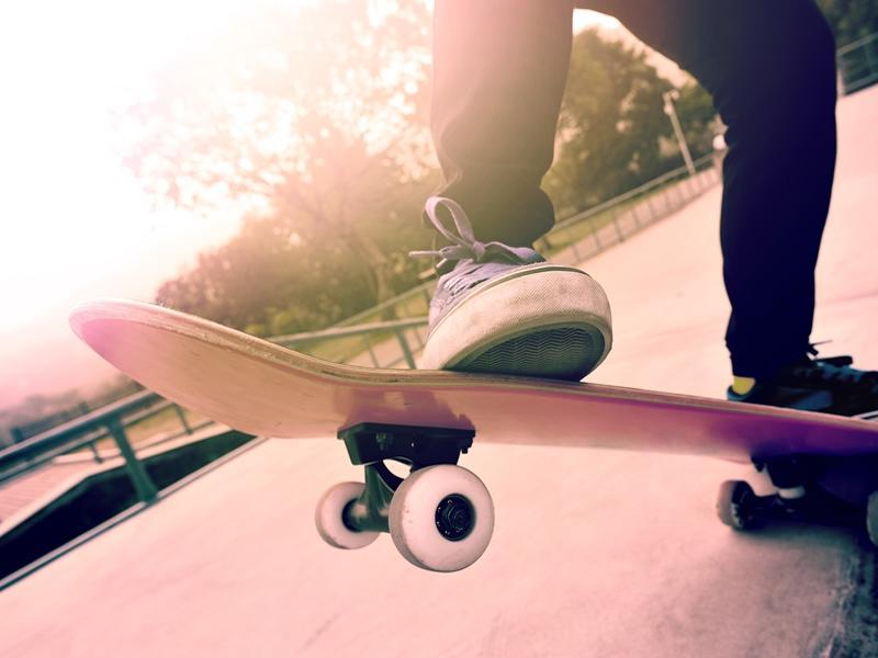Clan Skates Riverside Roll
