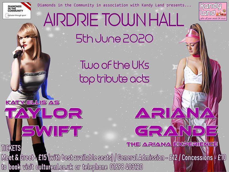 Ariana & Taylor Experience