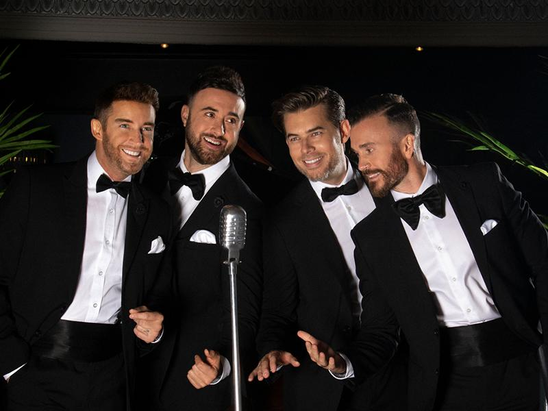 The Overtones - CANCELLED