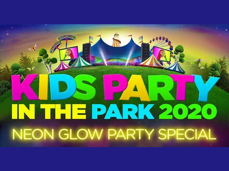 Kids Party In The Park