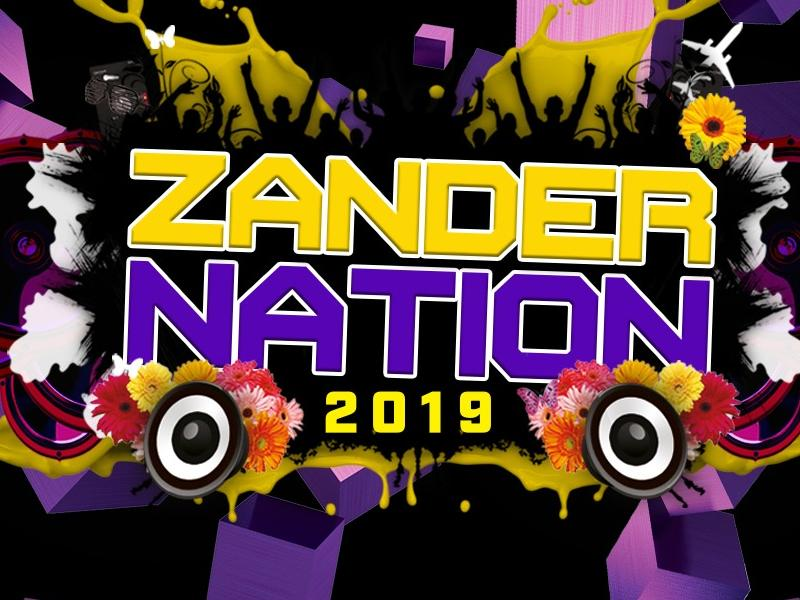 Zander Nation 2019 Live! Freshers Week - CANCELLED at The