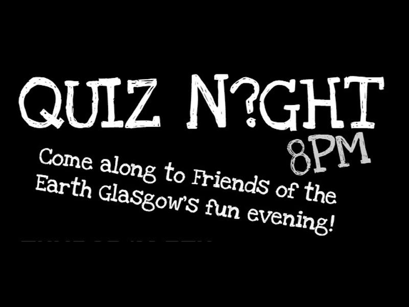 Friends of the Earth Pub Quiz