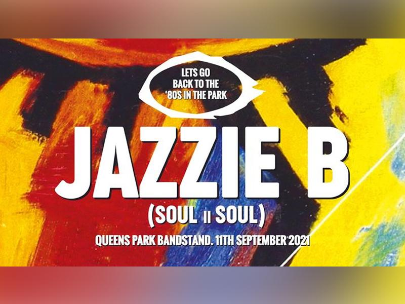 Jazzie B (Soul II Soul) Lets Go Back to the 80's