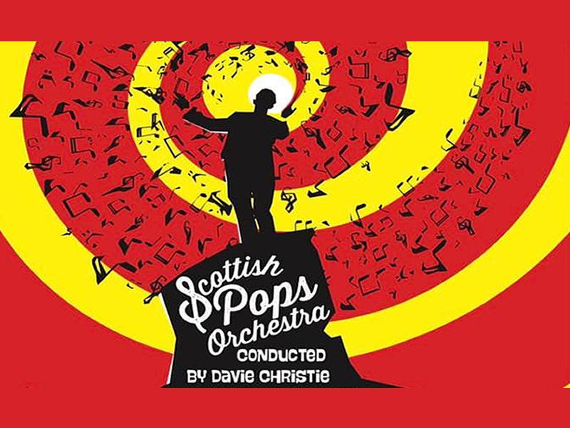 Scottish Pops Ochestra: Music from Stage & Screen with danceSing