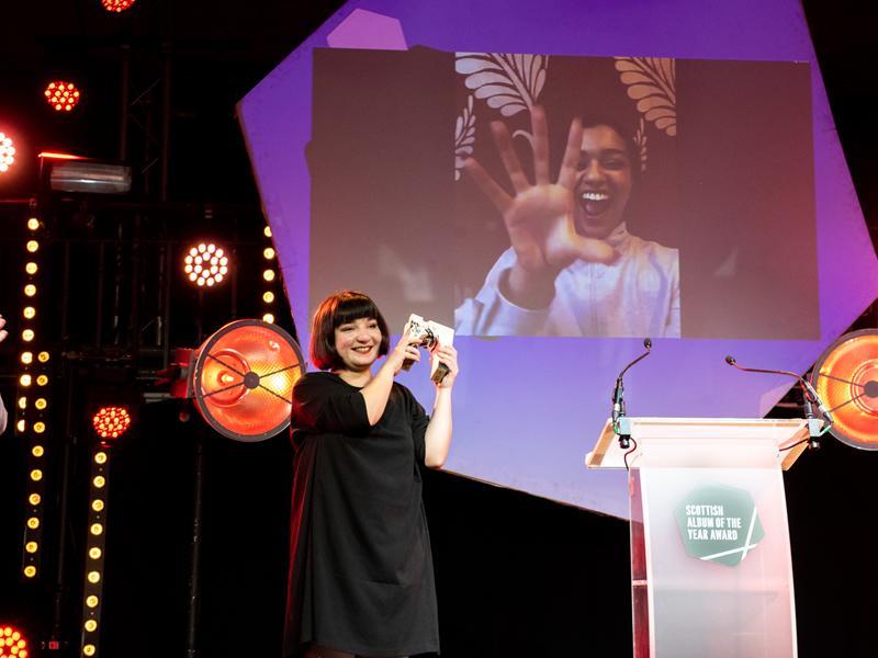 Nova revealed as winner of the 2020 Say Award