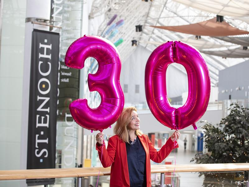 St. Enoch Centre launches search for shoppers who share its milestone birthday