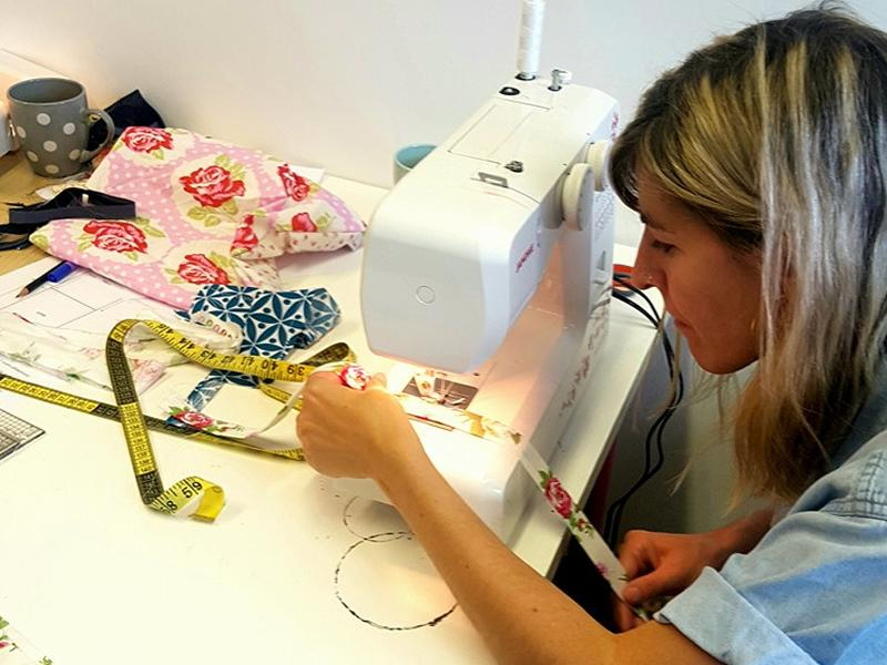 Introduction to Sewing Class - Zoom Session