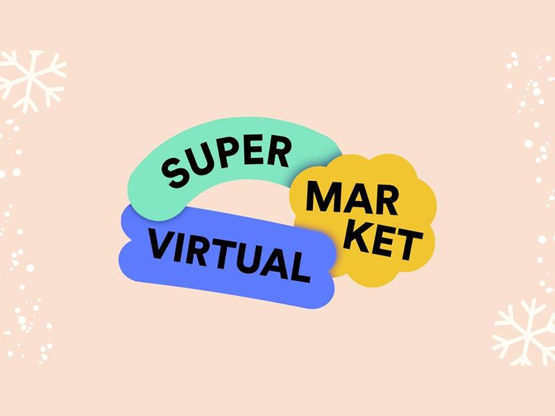 Super Market Virtual Christmas 2020