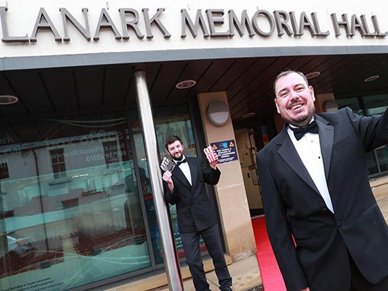 Latest Blockbusters at Lanark Memorial Hall