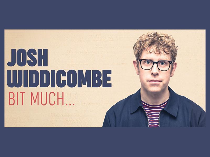 Josh Widdicombe - SUSPENDED