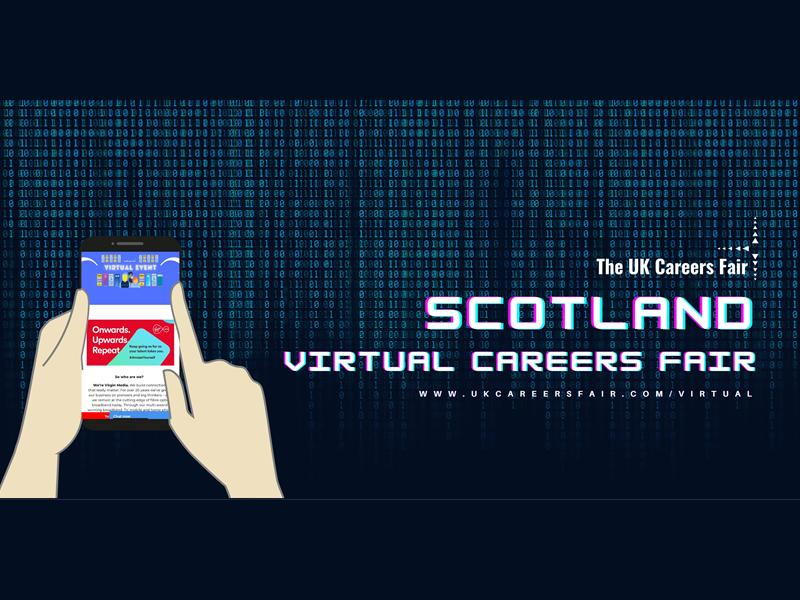 Scotland Virtual Careers Fair