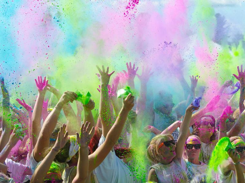 Calderglen Colour 5K