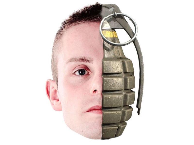 Jamie Dalgleish: Human Hand Grenade - POSTPONED