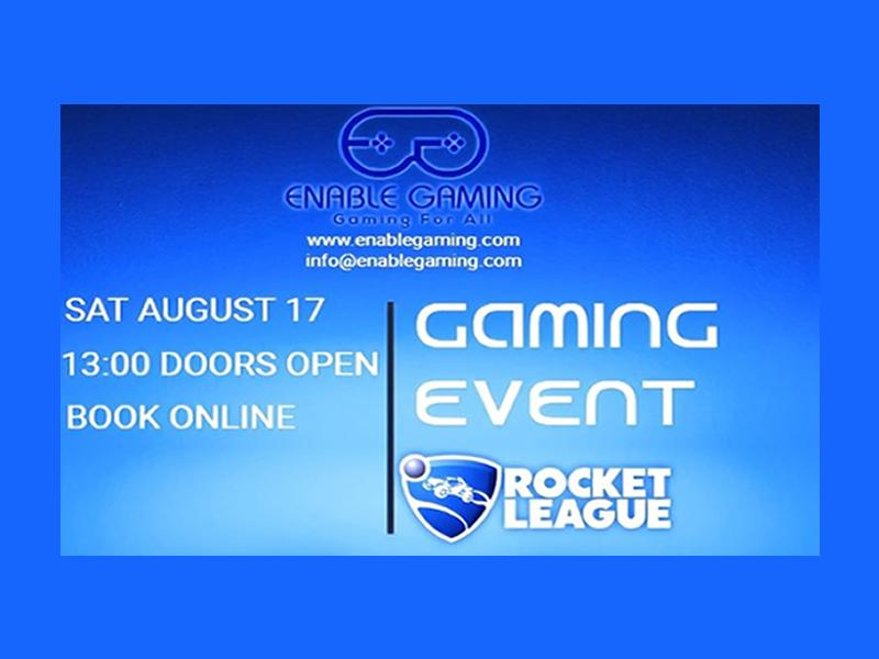 Enable Gaming Rocket League Open Esports Event