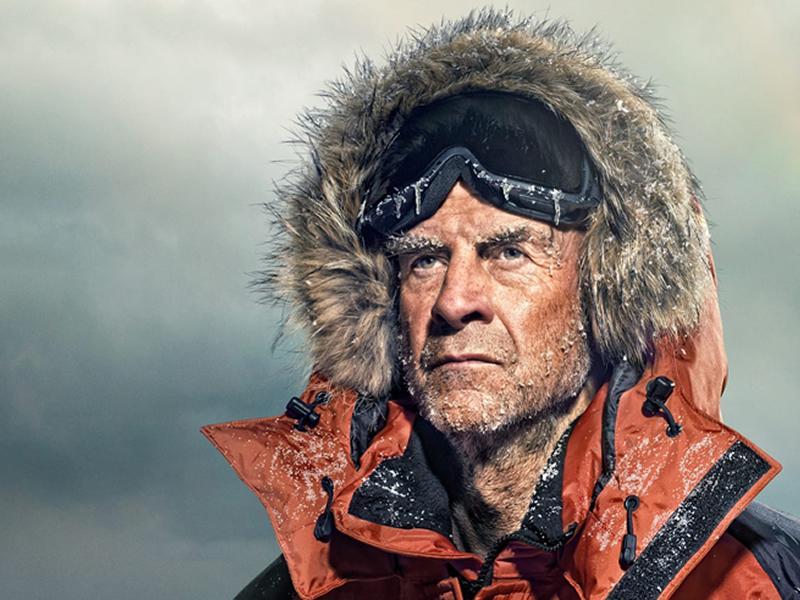 Sir Ranulph Fiennes: Living Dangerously - POSTPONED