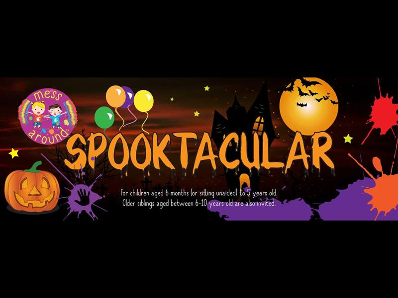 Spooktacular Messy Play - Motherwell