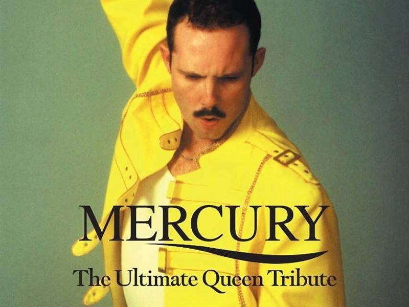 Mercury: The Ultimate Queen Tribute