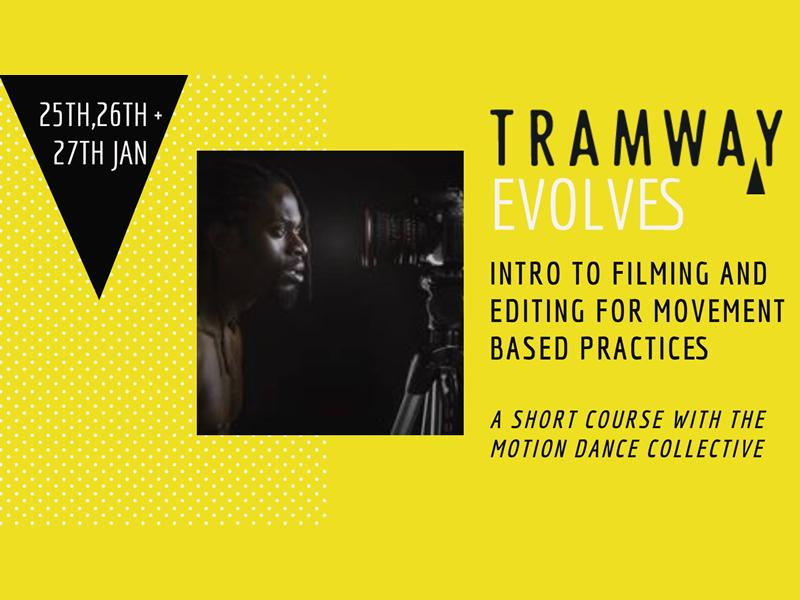 The Motion Dance Collective: Filming & Editing for Movement-based Practices