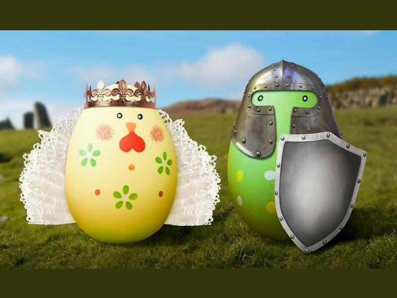 Easter Eggsplorer Trails