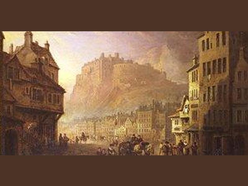 Jacobite Edinburgh - A Healthy Walk through History
