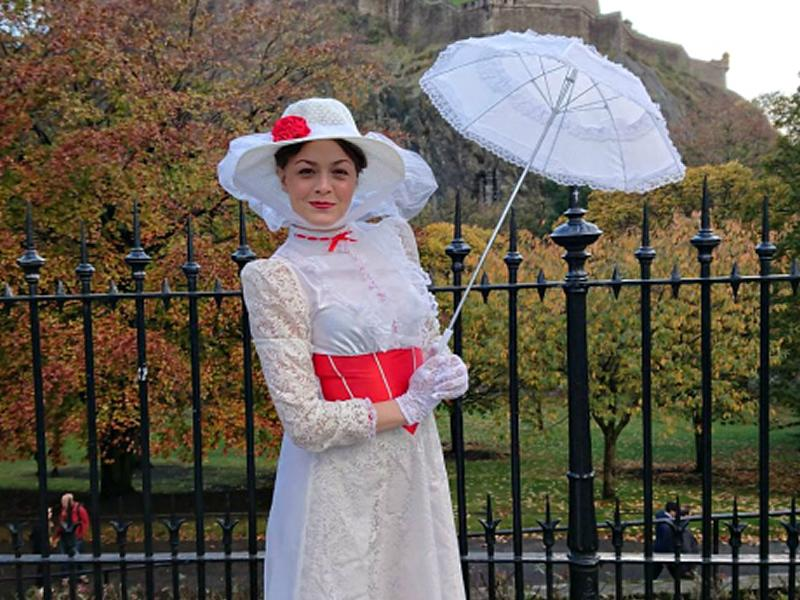 Practically Perfect Mary Poppins flies in to ODEON Luxe at The Quay
