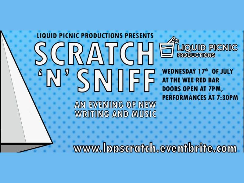 Scratch 'N' Sniff: An Evening of New Writing and Music