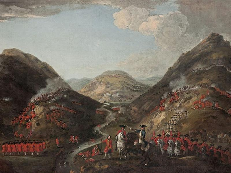 Text and Topography: Using Literature to understand Scottish Battle Terrain