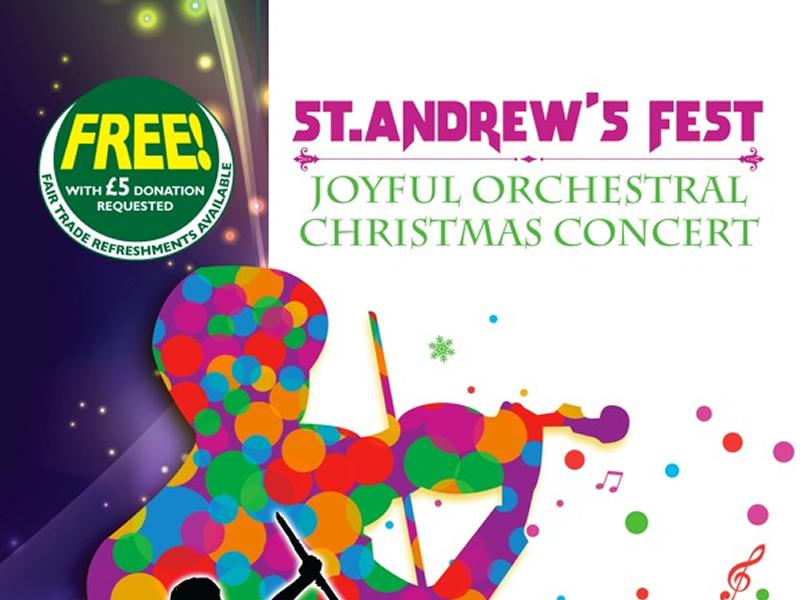 St Andrew's Fest: Orchestral Christmas concert