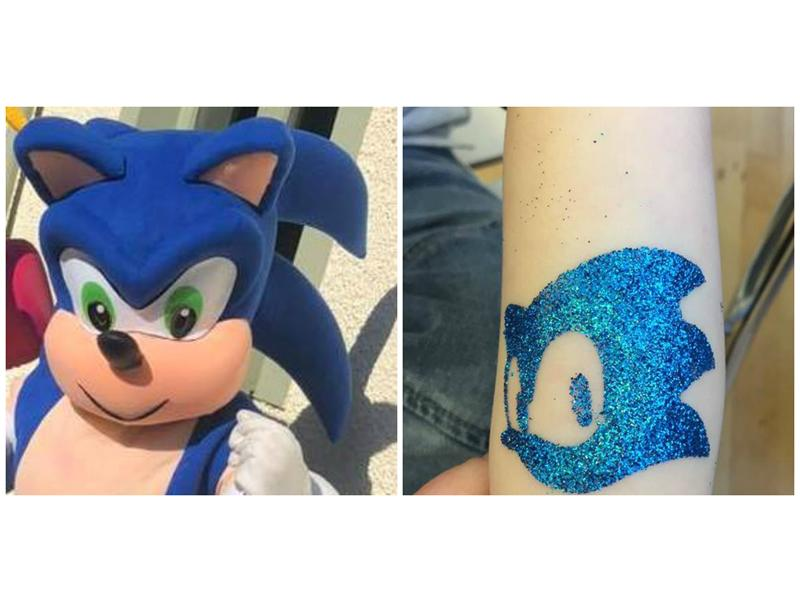 Sonic Is Zooming In!