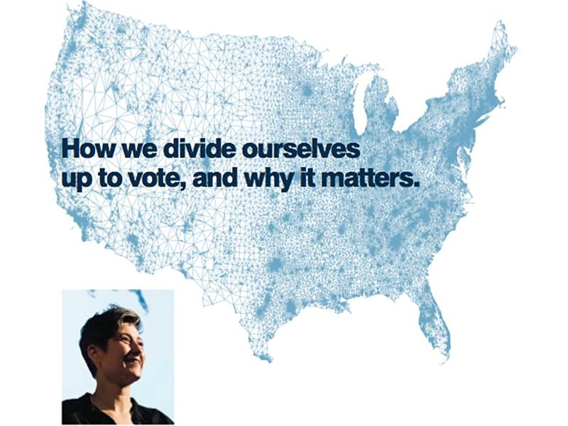 How We Divide Ourselves Up to Vote and Why It Matters