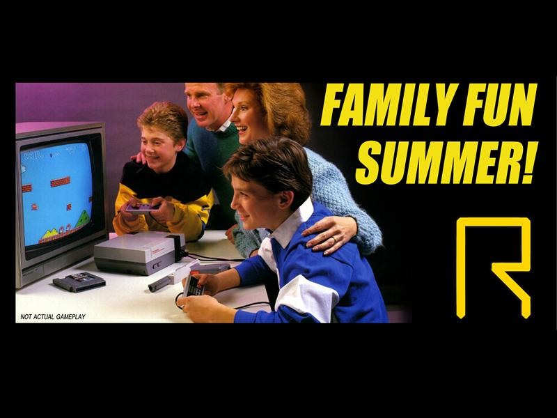 R-CADE Family Fun Summer