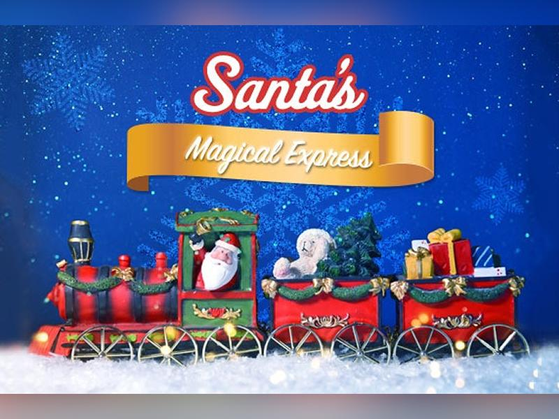 Santa's Magical Express